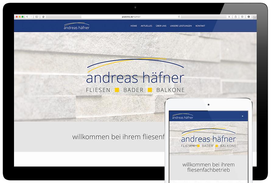 pixelclinic-haefner-fliesen-waiblingen-webdesign